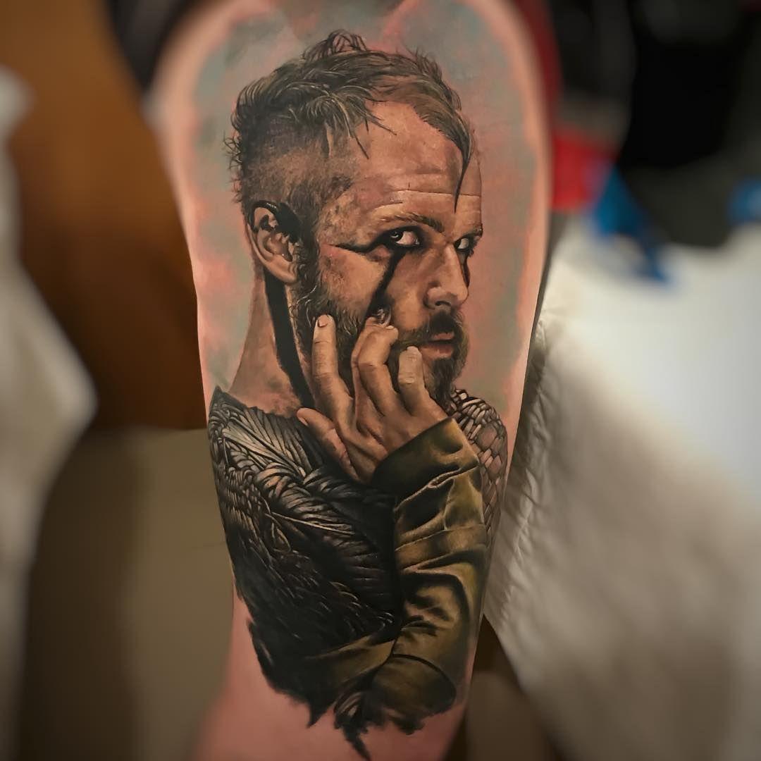 Floki Tattoos: Floki By Murilo Tattoo (com Imagens)