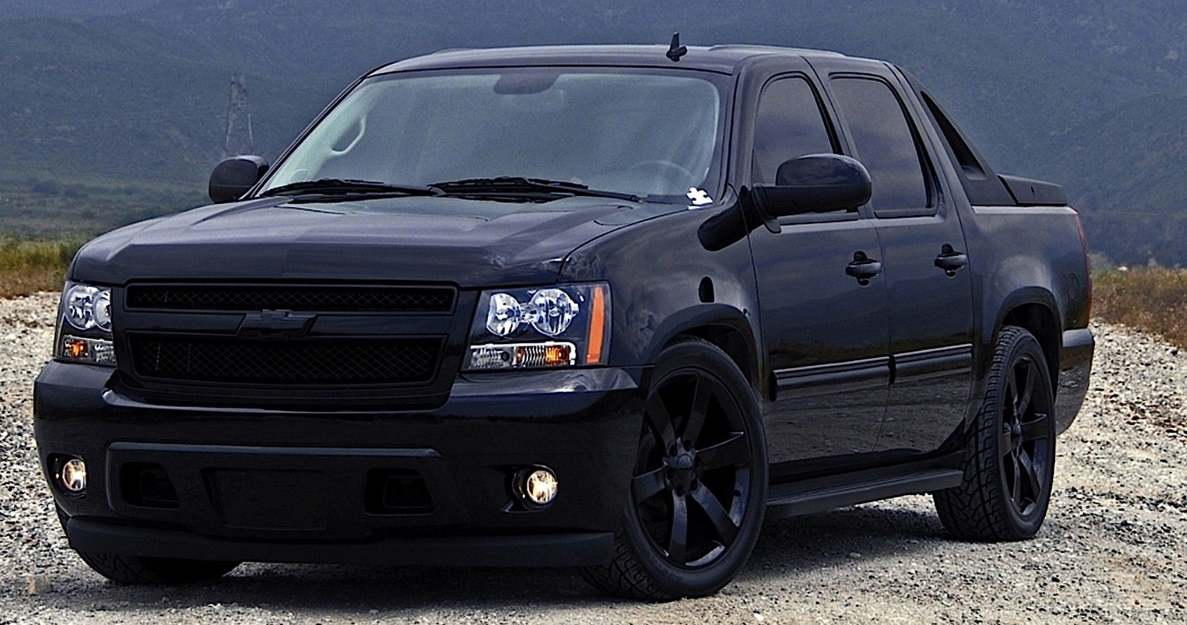 Avalanche chevy avalanche 2014 : Customized Chevrolet Avalanche | Awesome Rides | Pinterest ...