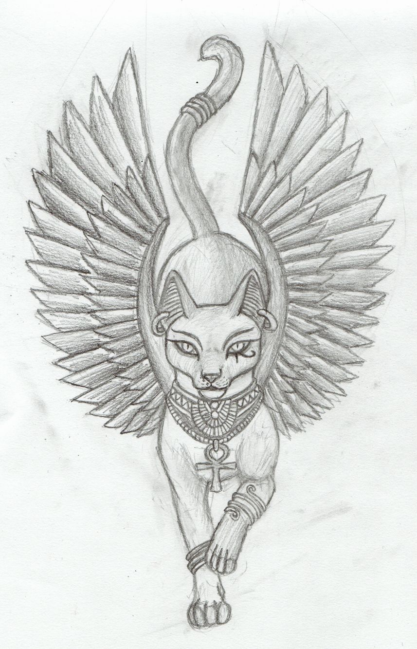 bastet tattoo on pinterest anubis tattoo egyptian cat tattoos and isis tattoo. Black Bedroom Furniture Sets. Home Design Ideas
