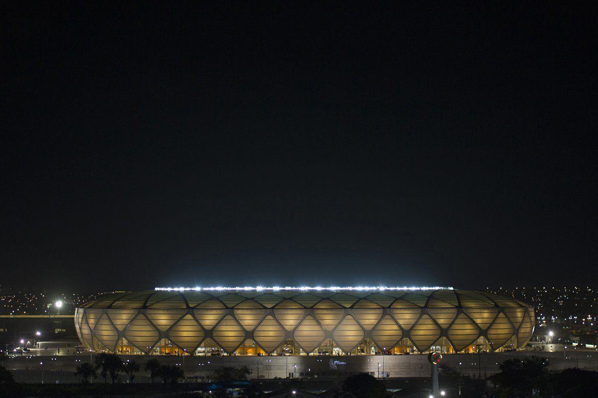 Arena Amazonia in Manaus