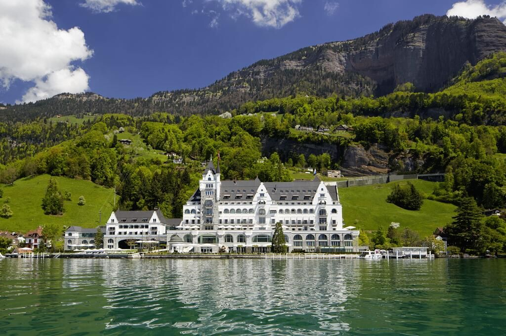 Park Hotel Vitznau Switzerland Hotel Park Hotel Luxury Hotel