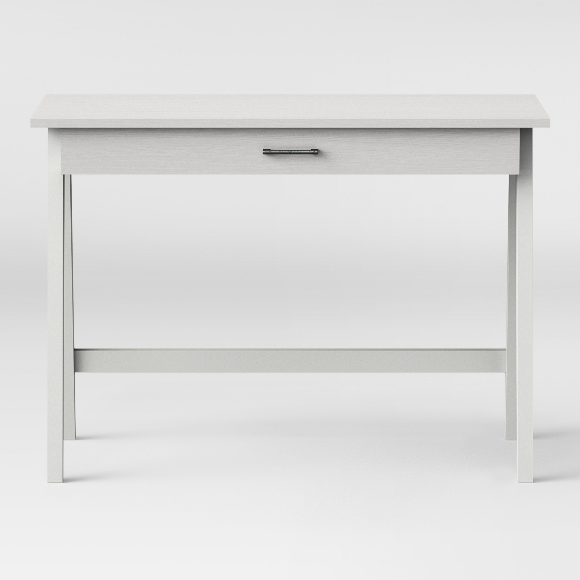 Paulo Basic Desk White Project 62 Desks For Small Spaces