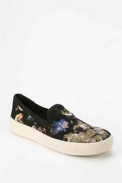 a96def037964df Sam Edelman Floral Slip-On Sneaker - via UO so casual