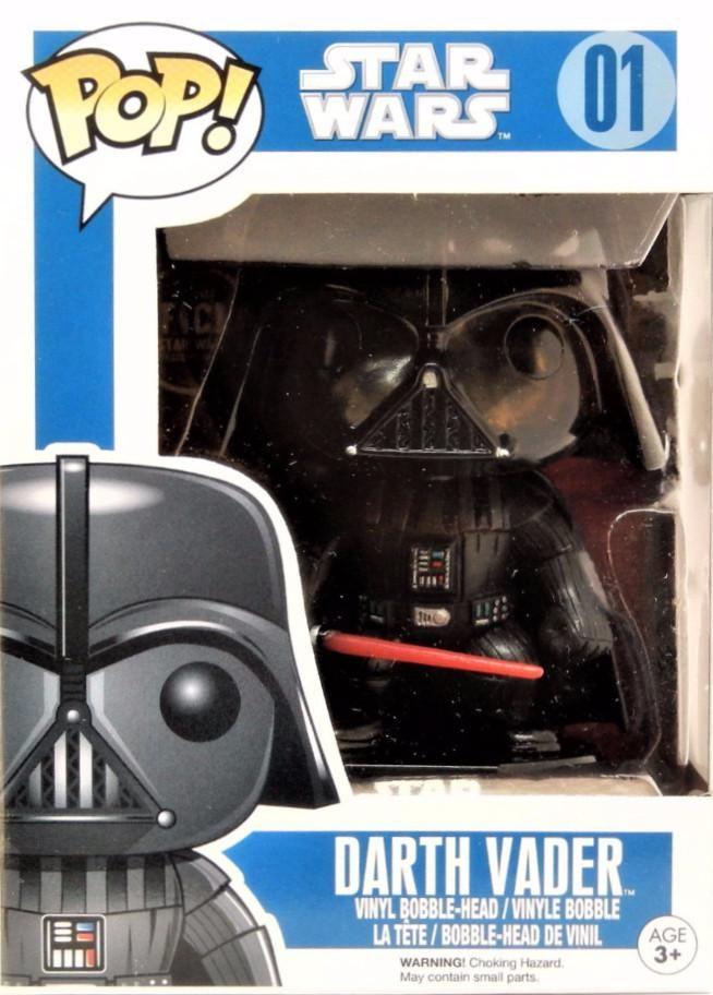 Pop! Star Wars: Darth Vader - 1