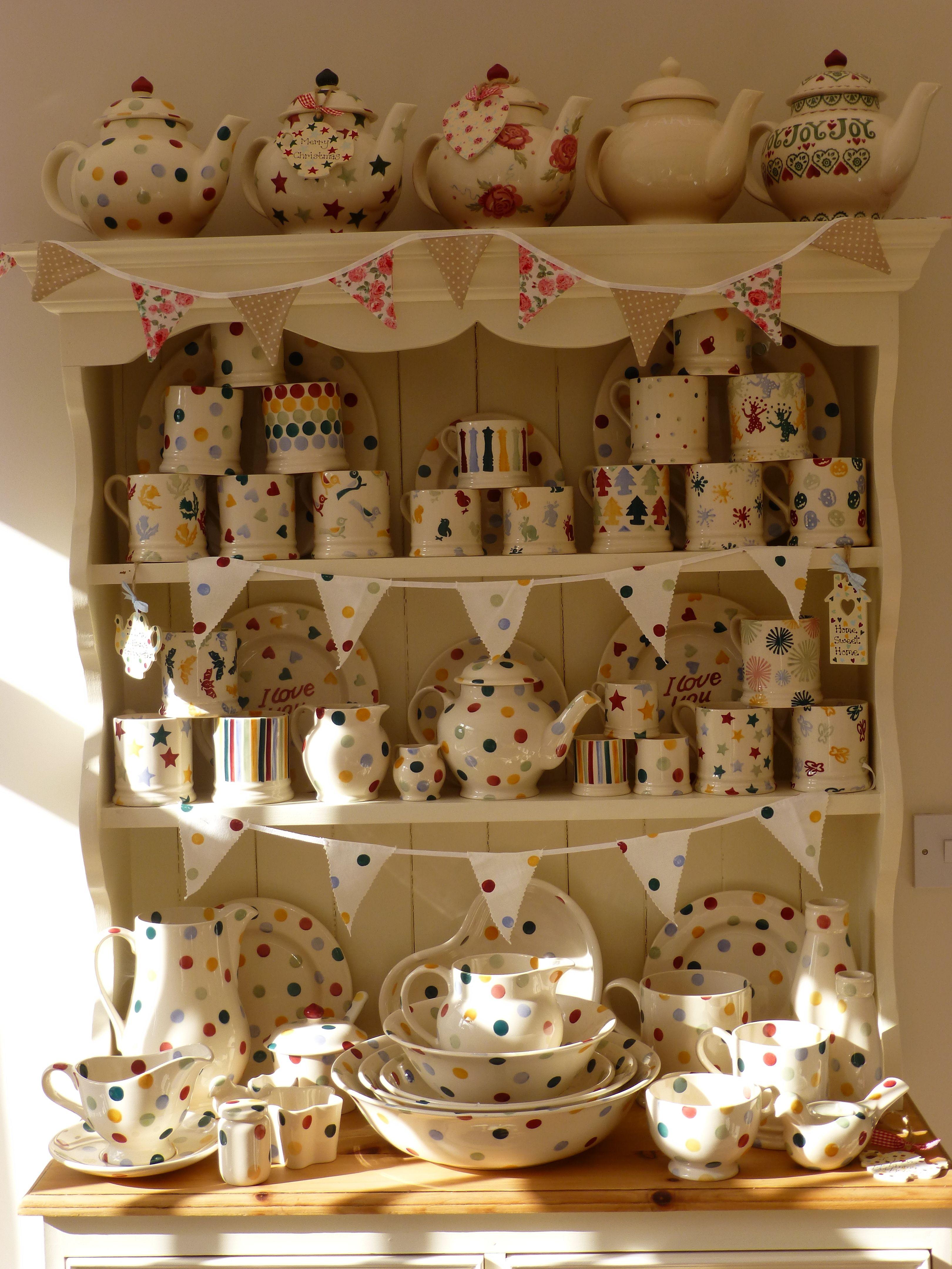 Emma Bridgewater Pottery | Decorate|♡PiP Studio¤Room Seven¤Emma ...