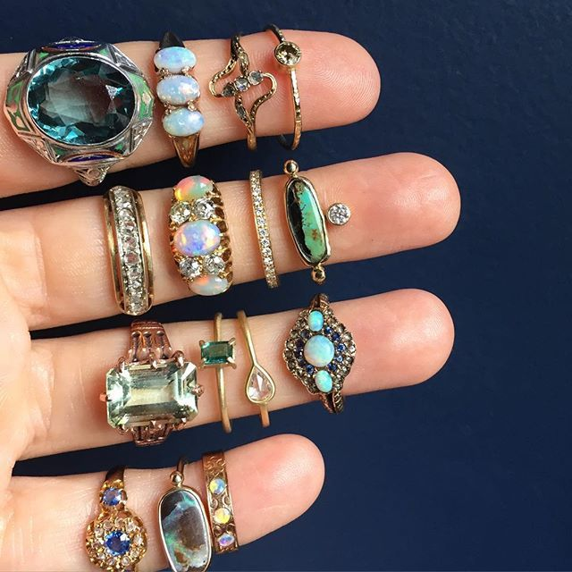 Photo of Where To Shop For Antique Rings – Honestly WTF