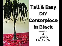 Tall and Easy DIY Ce - Check more details on www.prettyhome.org