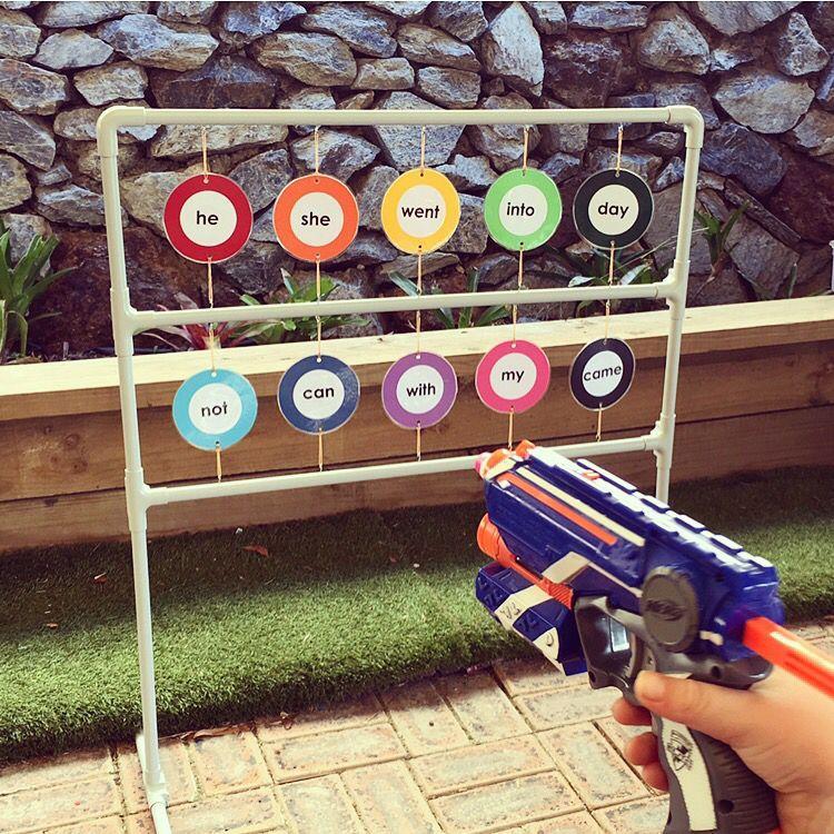 Pin on Nerf Gun Party