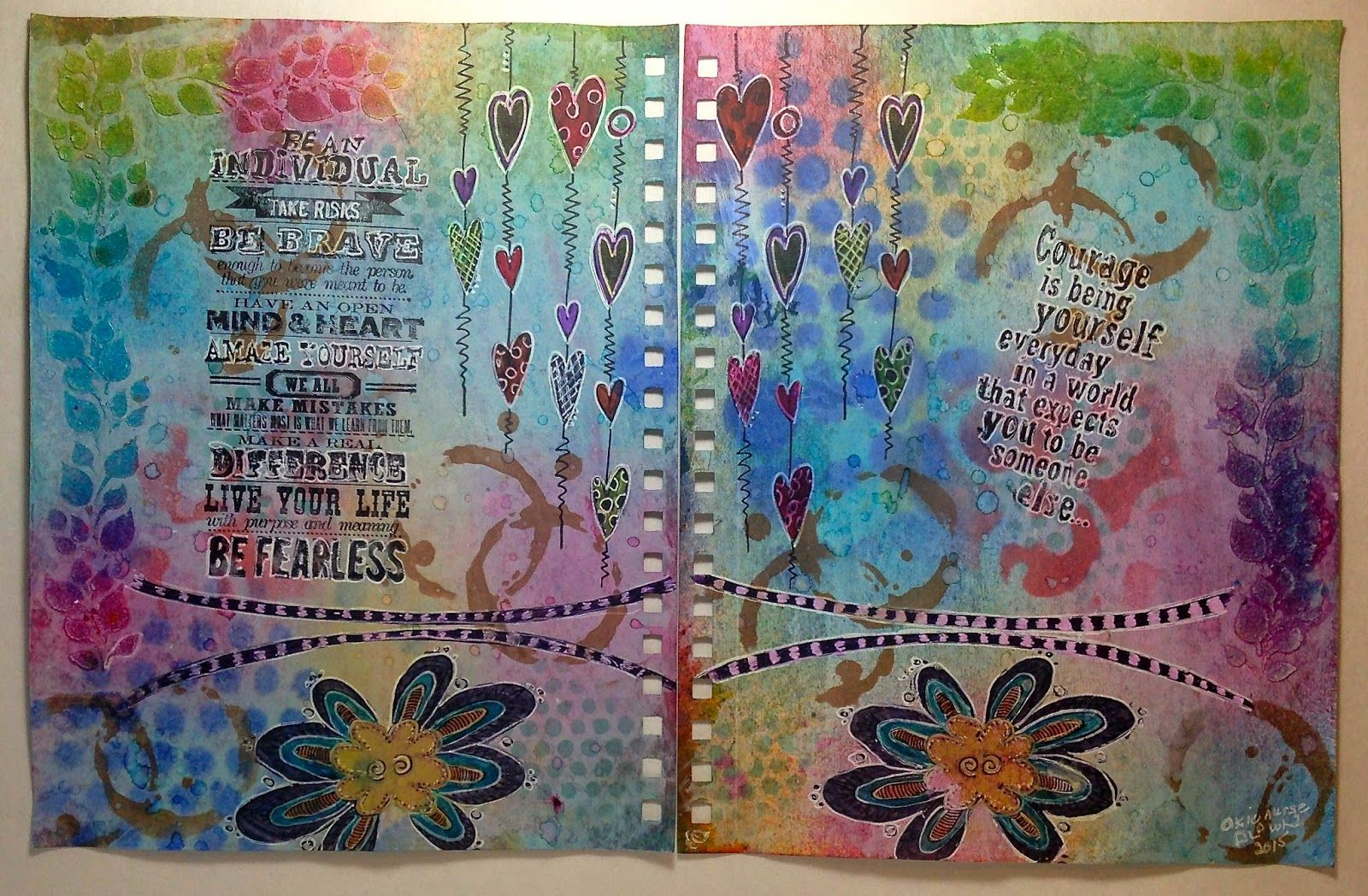 Okienurse's Paper and Ink Therapy