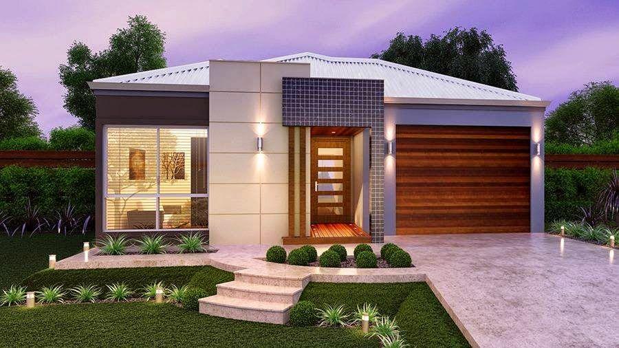 30 fachadas de casas modernas dos sonhos facades house for Casas modernas estilo zen
