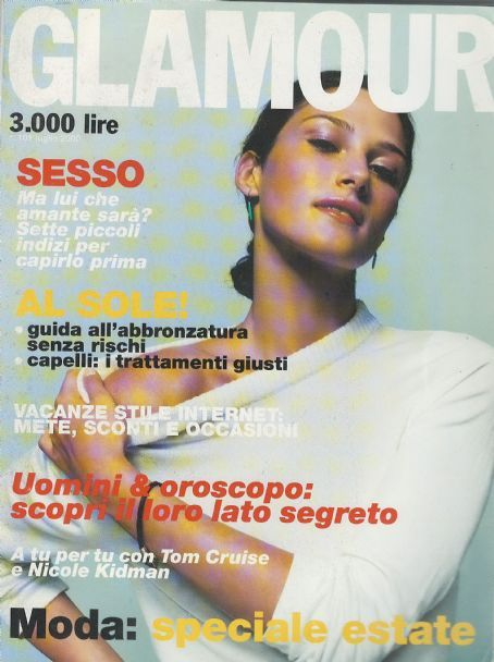 Karolina Kurkova - VOGUEGRAPHY Vogue Hellas June 2006, by