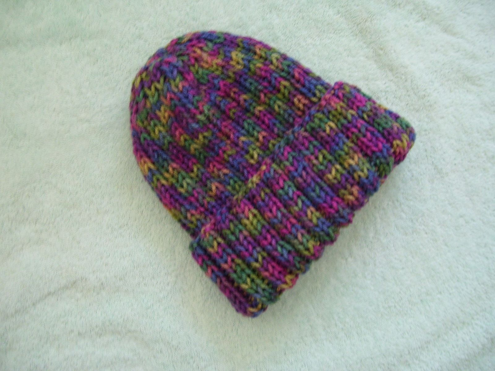 Ravelry: Project Gallery for Ribbed Cap pattern by Judy Gibson ...