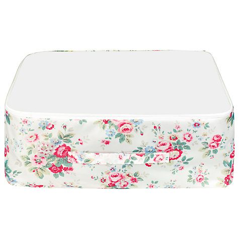 Buy Cath Kidston Sweater Storage Bag Trailing Floral Online at johnlewis.com  sc 1 st  Pinterest & Buy Cath Kidston Sweater Storage Bag Trailing Floral Online at ...