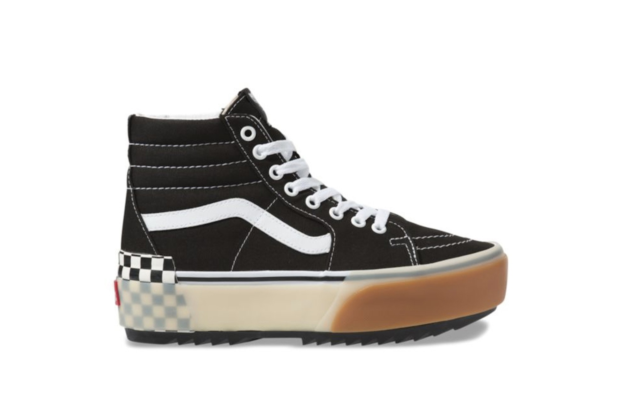 the and Era Platform Gave Just Sneaker Hi Vans Sk8 a Upgrade 8PnO0wkNX