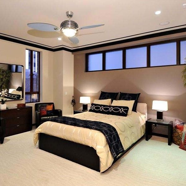 Wonderful Chic And Elegant Bedroom Paint Ideas