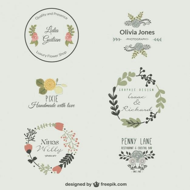 Pin by on bullet journals pinterest bullet floral logo floral logo free logo logo templates bakery logo bullet journal logos graphic design illustrations wedding ideas pronofoot35fo Choice Image