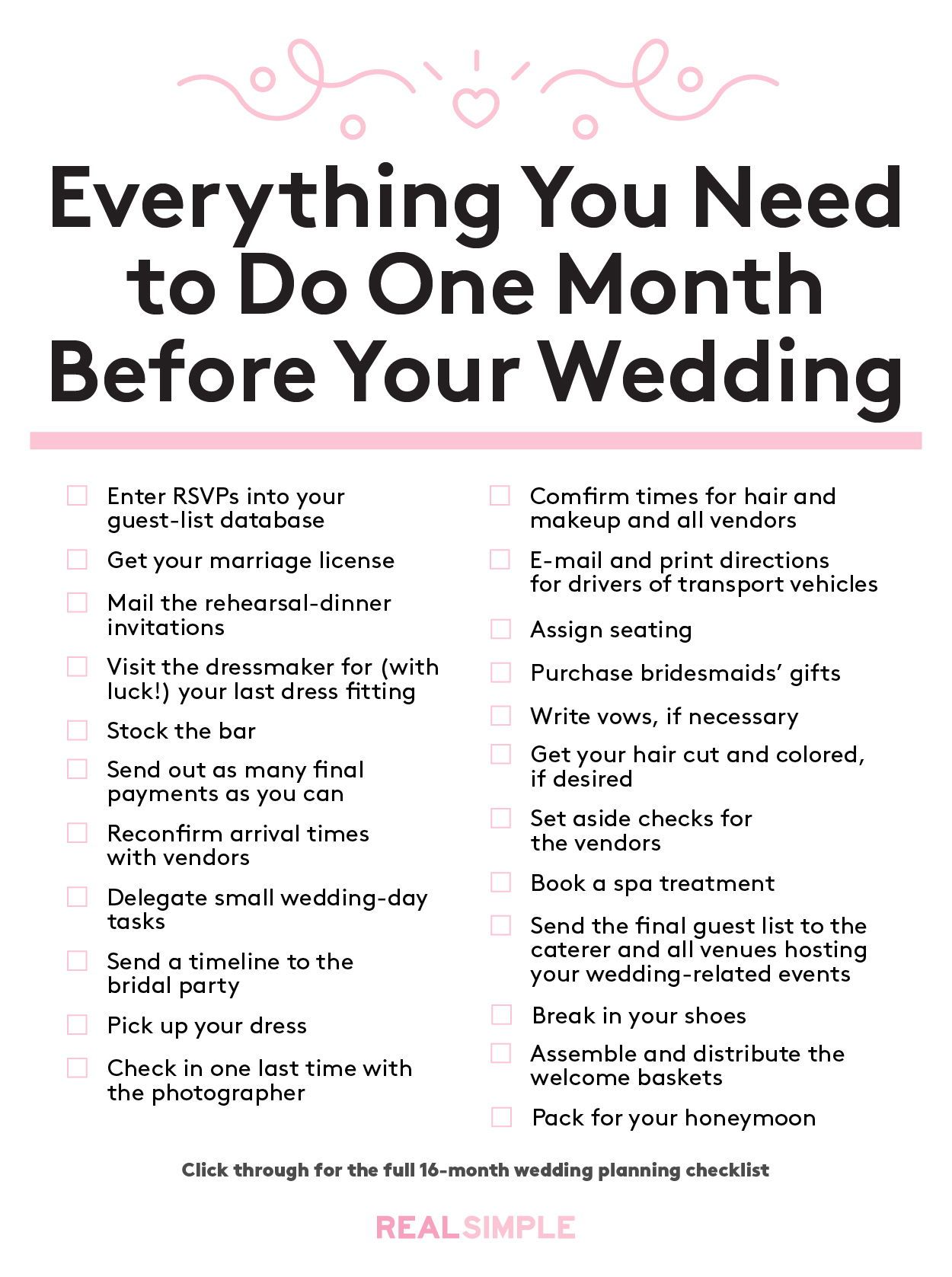 The Ultimate Wedding Planning Checklist For All Engaged Couples Wedding Planning Checklist Ultimate Wedding Planning Checklist Wedding Beauty Checklist