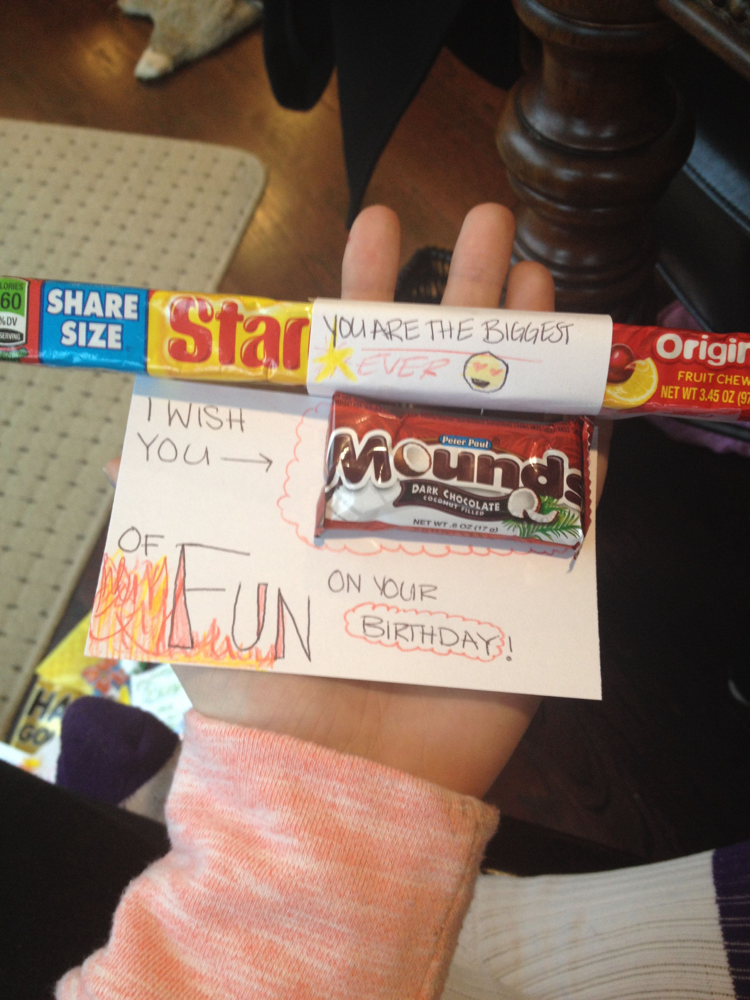 Long distance relationship, care package for my boyfriend
