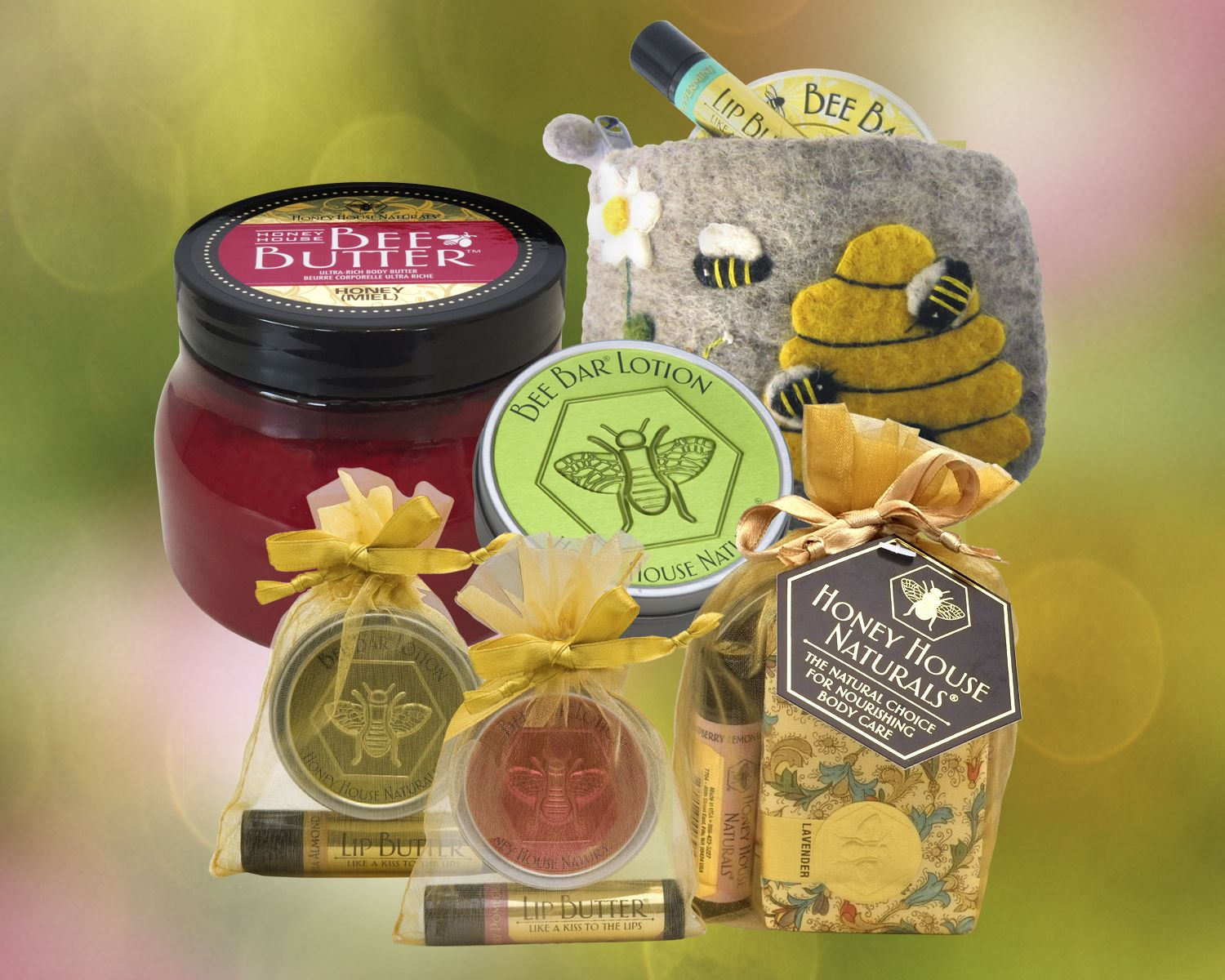 Honey House Naturals Inc. | Product Preview