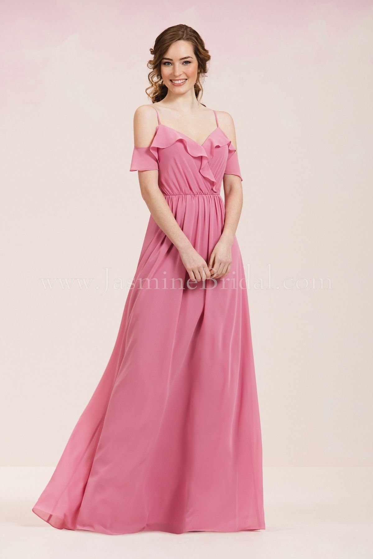 Jasmine bridal bridesmaid dress jasmine bridesmaids style p186056 in jasmine bridal bridesmaid dress jasmine bridesmaids style p186056 in rose petal ombrellifo Images