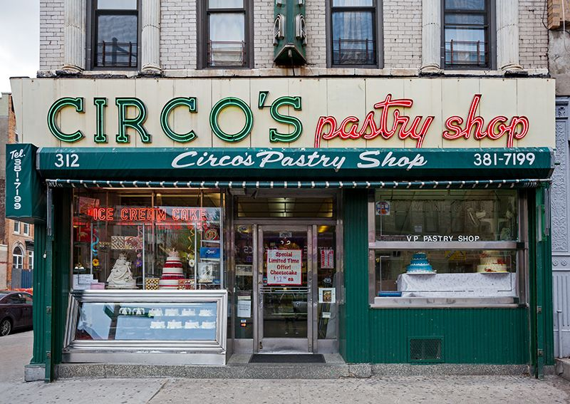 Circos pastry shop brooklyn new york brooklyn nyc
