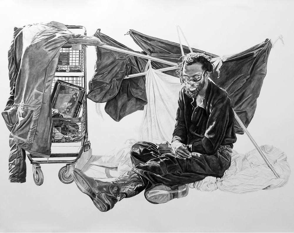 San Francisco, CA Artist: Joel Daniel Phillips