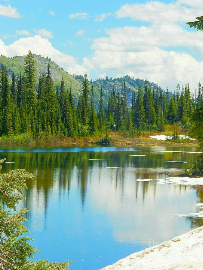 ✯ Reflection Lake - Mount Rainier National Park
