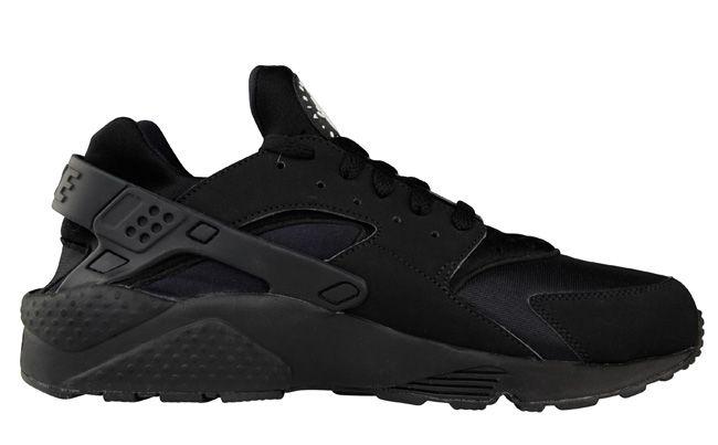 Nike Huarache Triple Footlocker Noir Europe meilleur achat jeu en ligne pré commande rabais vente grand escompte sortie 2014 nouveau fcXsjqDts