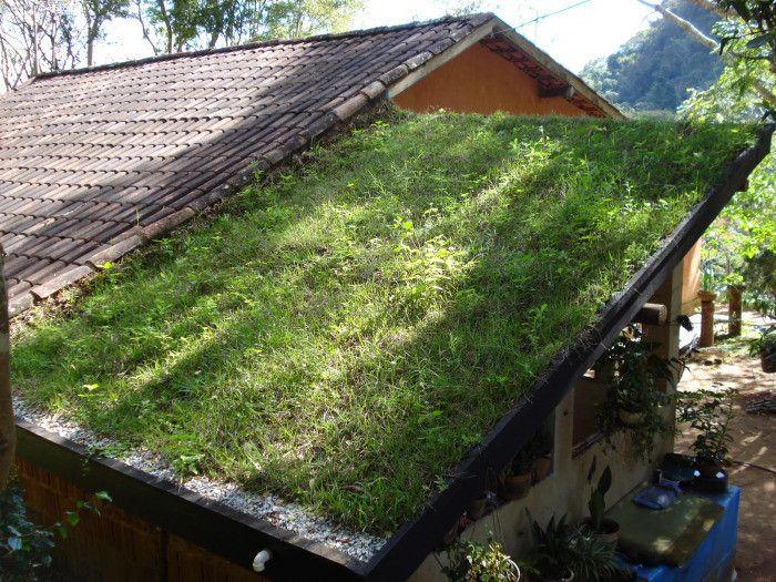Aprenda a fazer seu próprio Telhado Verde