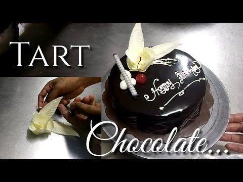Youtube Menghias Kue Kue Chocolate Ganache