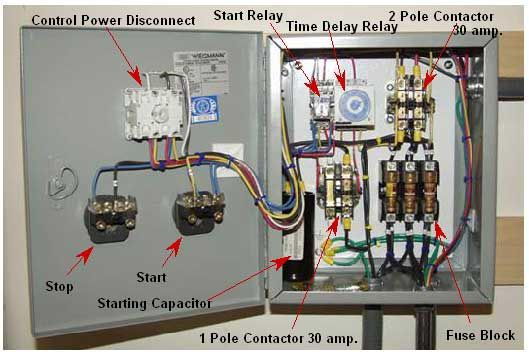Phase Static Converter On 3 Phase Circuit Breaker Wiring Diagram