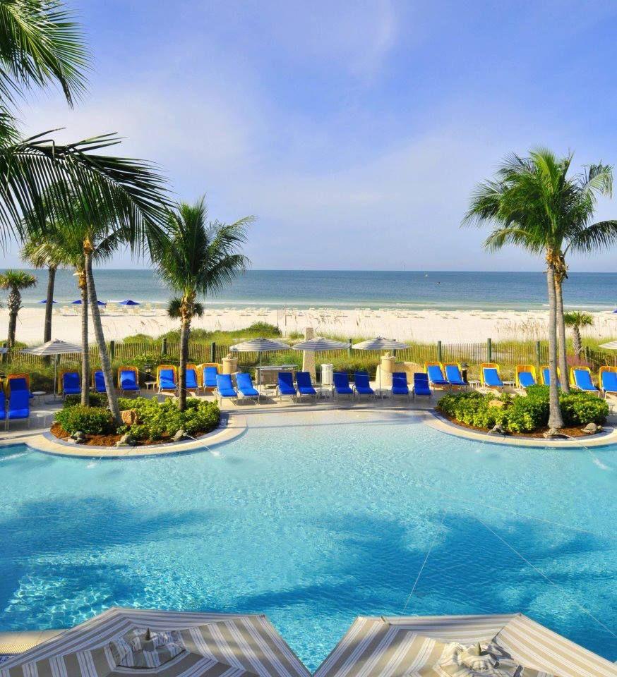 The Ritz Carlton Members Beach Club Lido Key