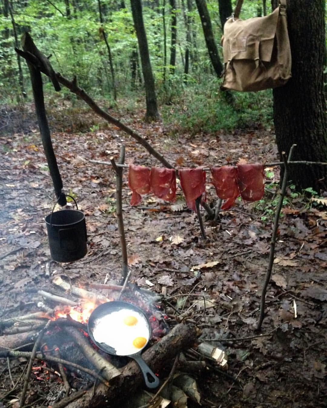 Pin by Dan Bunch on Bushbliss   Survival food, Outdoor ...