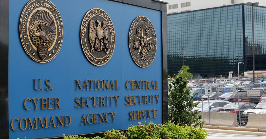 N S A Contractor Arrested In Possible New Theft Of Secrets Nsa Surveillance Cyber Security Nsa Spying