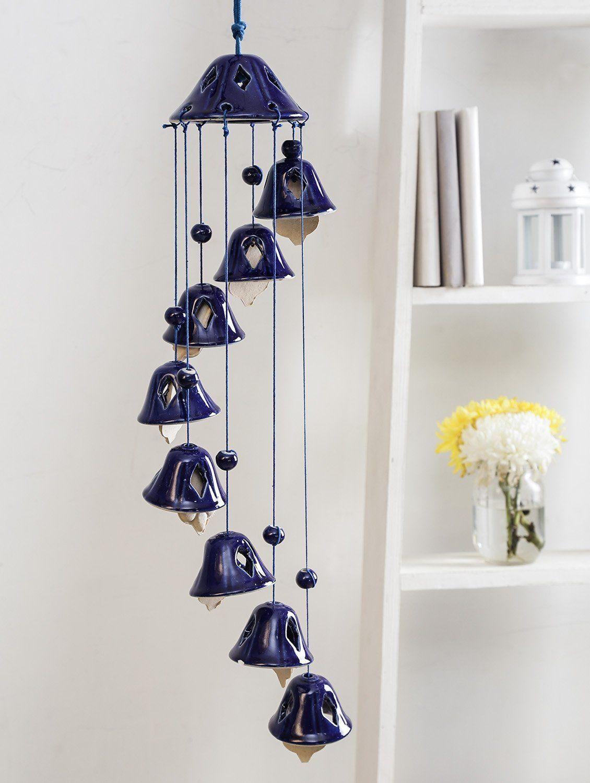 Decorative Ceramic Wind Chime !
