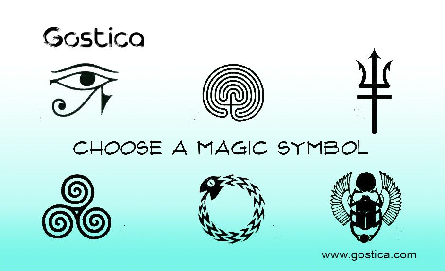 Choose A Magic Symbol To Find Out What Your Soul Really Needs