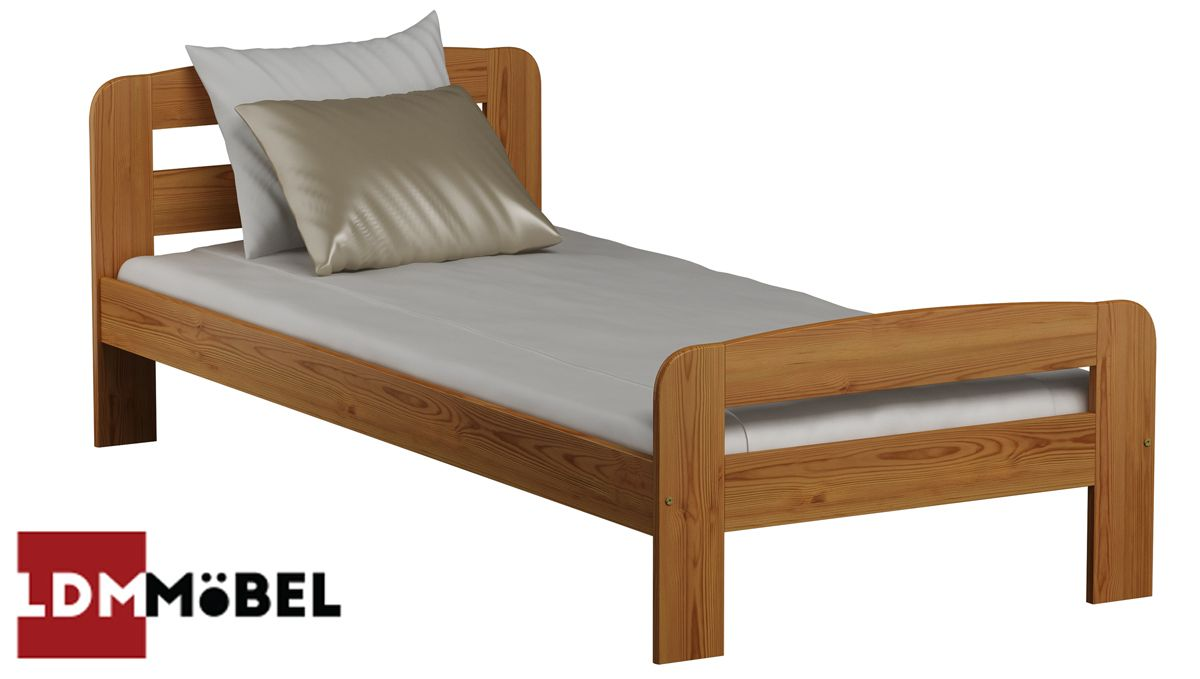 Wie Gefallt Euch Das Bett Im Erle Farbton Bett Kinderbett Holzbett Bettmitlattenrost Bettmitmatratze Bett Mit Lattenrost Kleinkinderbett Bett