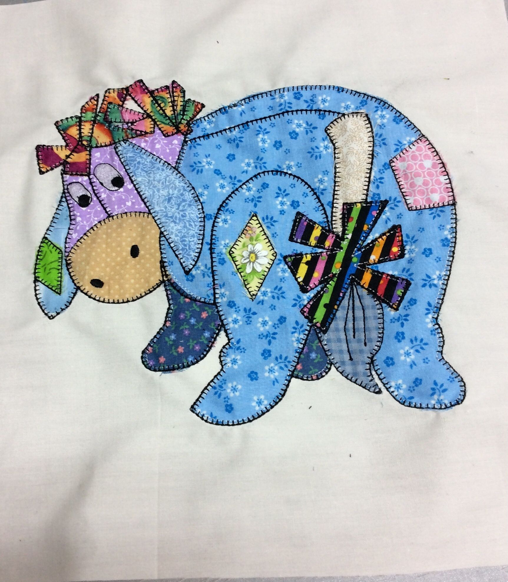 Block 1 for new quilt … | Pinteres…