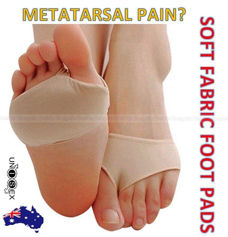 Feet Protect Care Metatarsal Cushion Pain Arch Support Cushion Footpad Run-Up US