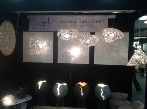 natalie sanzache luminaires po tiques art pinterest poetique luminaires et lumi res. Black Bedroom Furniture Sets. Home Design Ideas