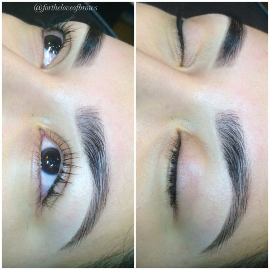 Proper Brow Tinting And Highlighting Can Add Fullness To The Look Of
