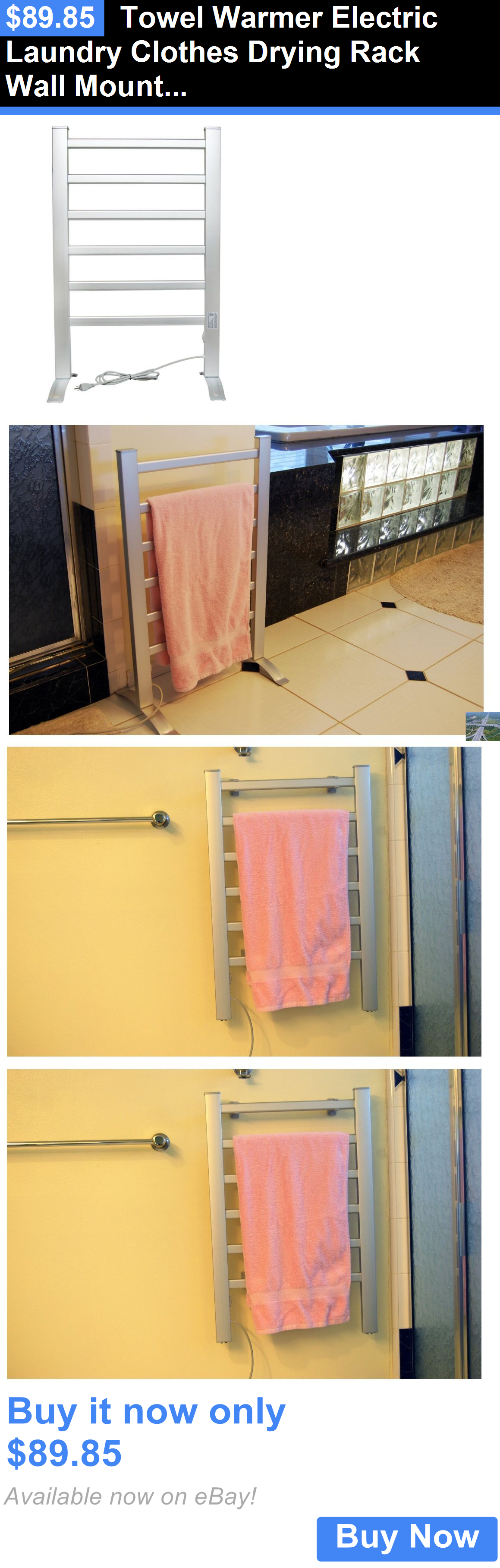Sterilizers and towel warmers towel warmer electric laundry clothes