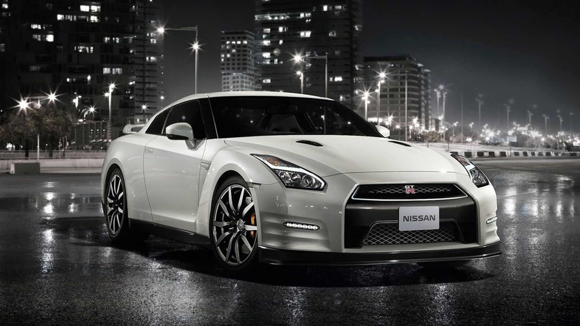 Nissan gt r 2015 wallpaper