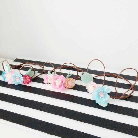 Custom Floral Crown – Bunny Rabbit, Mouse/Bear Ears, Simple, or Royal Crown