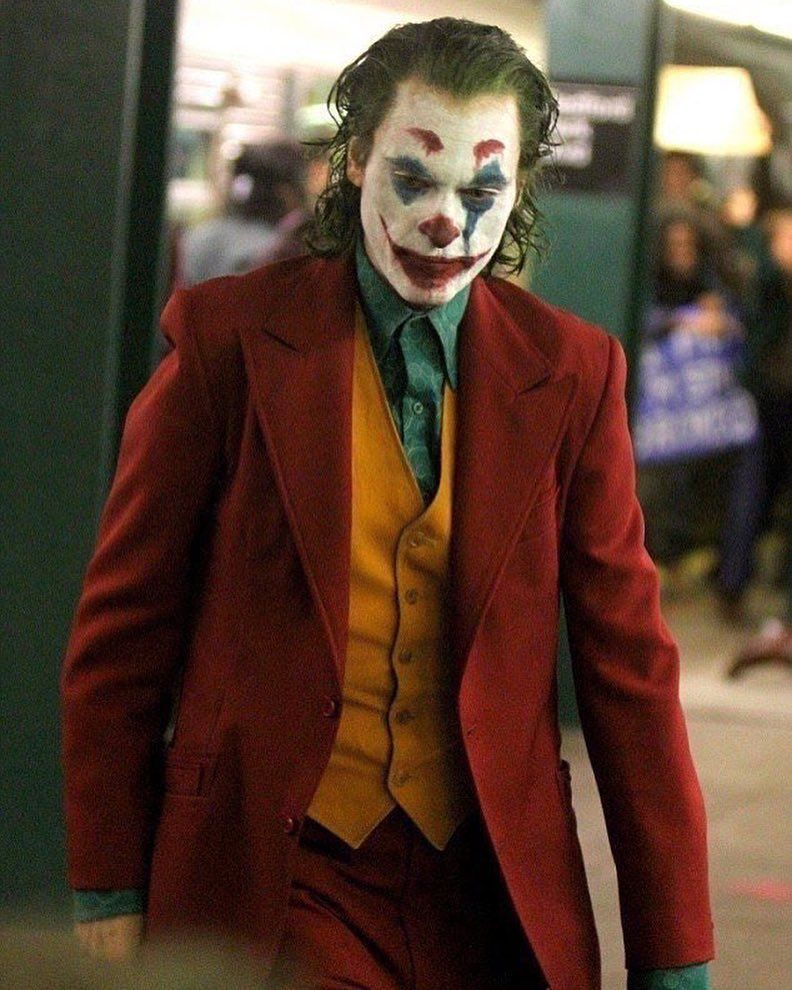 Hd Photo From The Recently Released Set Video Of Joker
