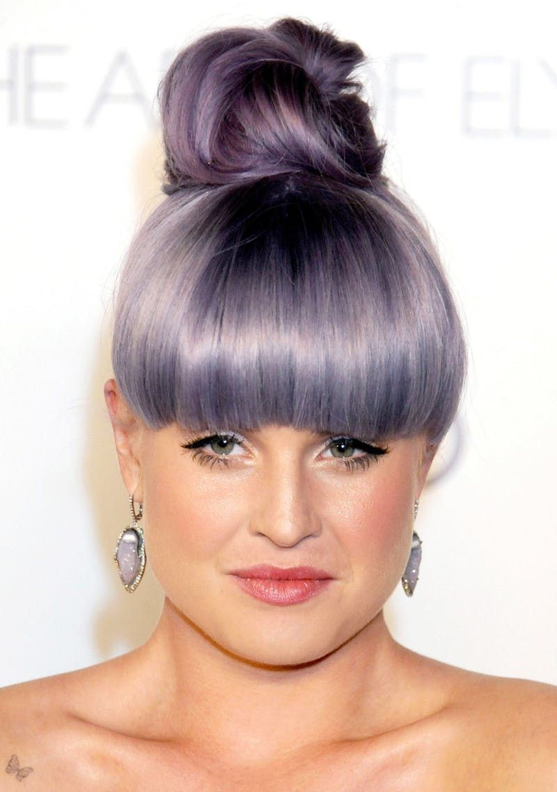 These purple hairstyles will make you want to dye your hair