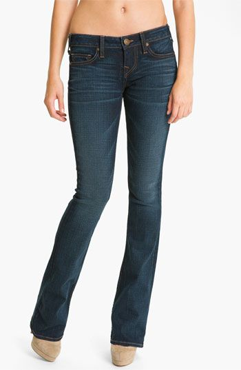 True Religion Brand Jeans 'Bobby' Boot Cut Jeans (Tim Luckdraw) available at #Nordstrom