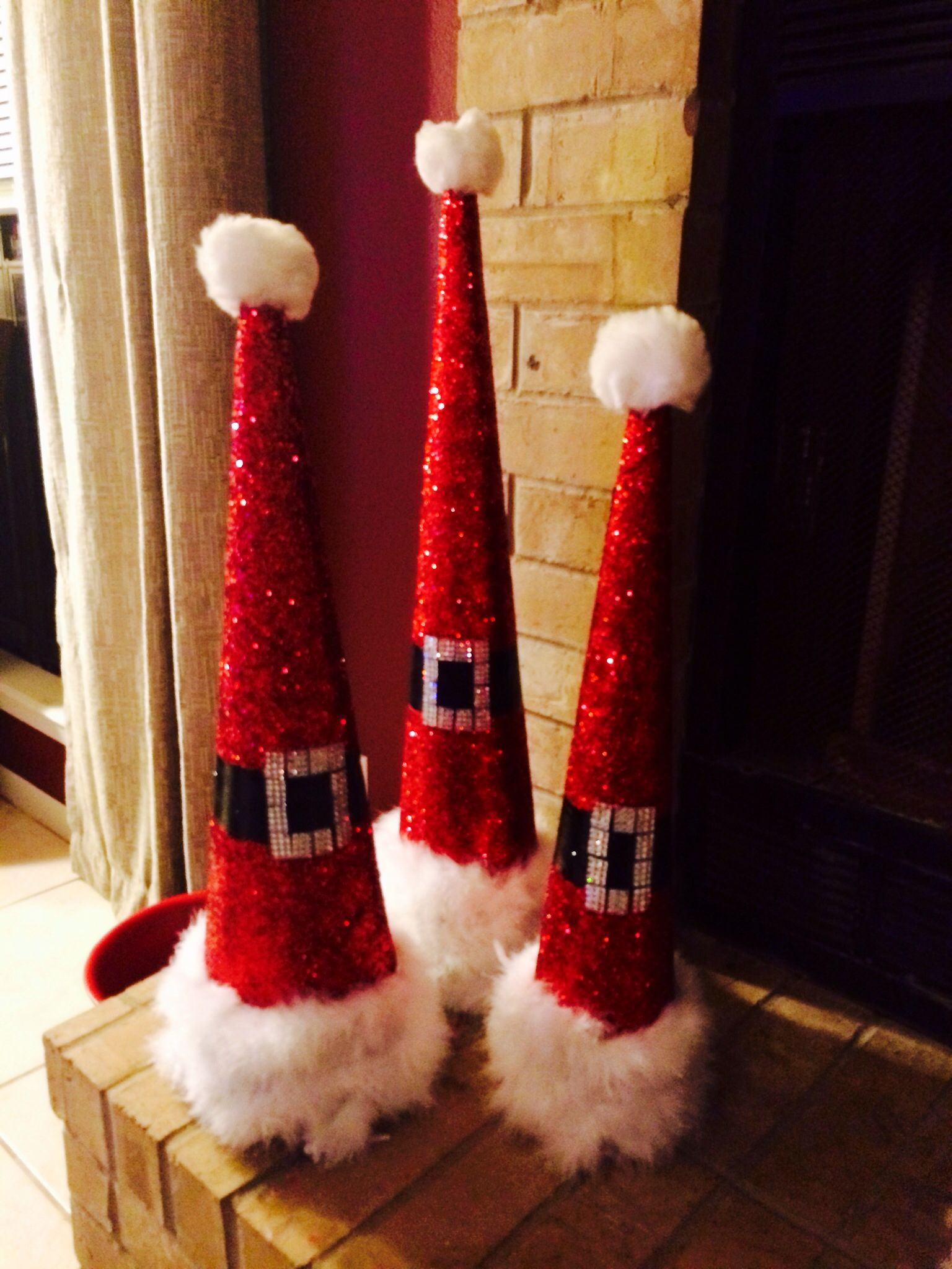 Two Sisters One Budget Diy christmas decorations easy