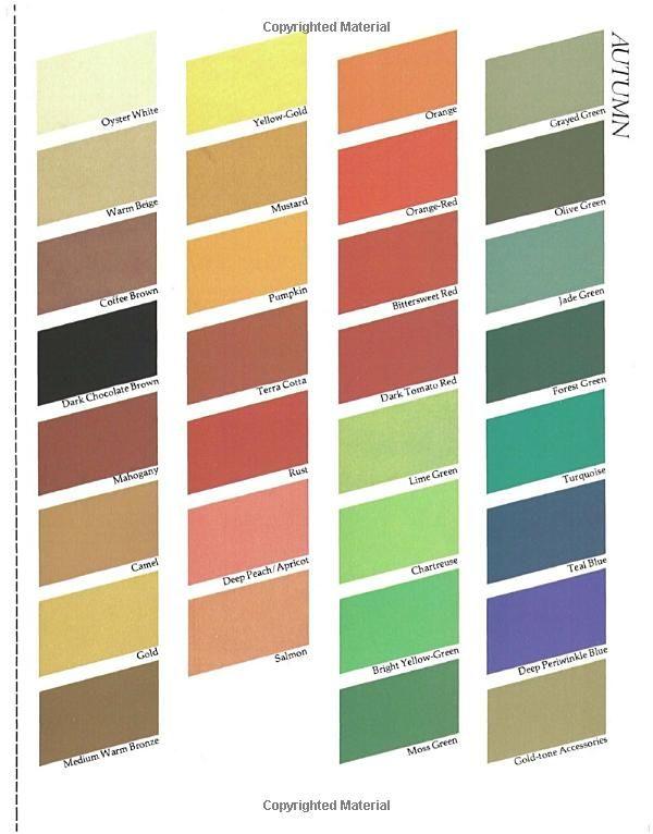 color me beautiful carole jackson 9780345345882 amazoncom books - Color Me Beautiful Book