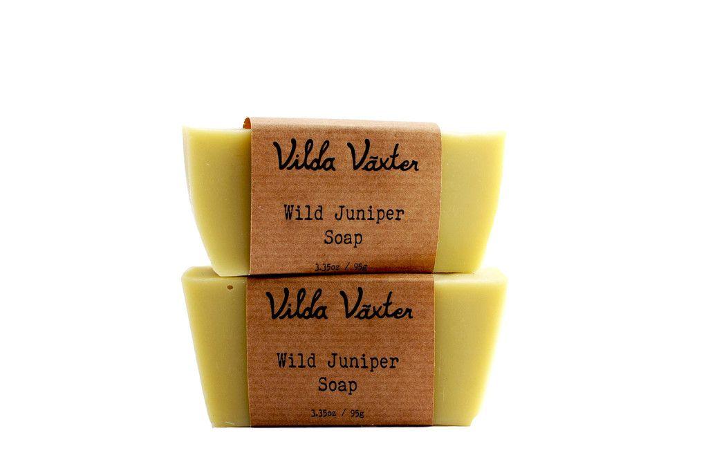 Wild Juniper Bar Soap